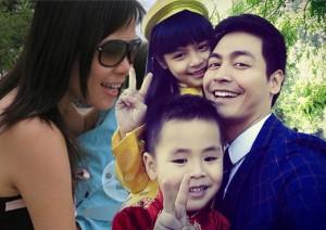 """Ngôi sao điện ảnh - Ảnh """"hiếm"""" về bà xã của MC Phan Anh"""