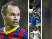 Bóng đá - Barca & giải pháp thay thế Iniesta trong tương lai