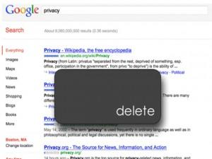 Thủ thuật - Tiện ích - Mẹo: Xóa sạch lịch sử tìm kiếm trên Google