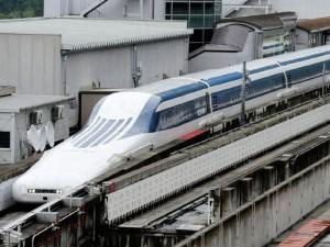 Thế giới - Tàu siêu tốc Nhật đạt kỷ lục thế giới 603 km/h
