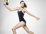 Ảnh thể thao - Mỹ nhân bóng chuyền: Zara Dampney tài sắc vẹn toàn