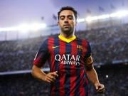 Tin vắn bóng đá - Sôi động C1: Xavi lập kỷ lục ra sân