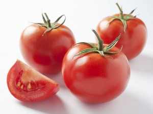 Ẩm thực - Clip: Mẹo cắt cả đĩa cà chua siêu nhanh trong vài giây