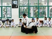 Thể thao - Đi tìm sức khỏe và tự tin ở Aikido