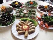 Ẩm thực - Ốc bươu bát bửu món, dân dã mà sang