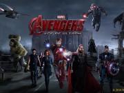 Lịch chiếu phim rạp tại TP.HCM từ 23/4-29/4: Avengers: Đế chế Ultron