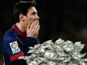 Ngôi sao bóng đá - Chính trị gia bức xúc vụ Messi thoát án tù trốn thuế