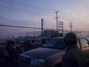 Tin tức trong ngày - Vụ dân chặn QL1, phản đối nhà máy nhiệt điện: EVN cáo lỗi