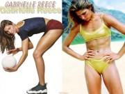 Ảnh thể thao - Say đắm với mỹ nữ bóng chuyền lấn sân người mẫu