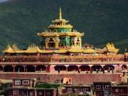 Điểm du lịch - Choáng ngợp Học viện Phật giáo lớn nhất hành tinh