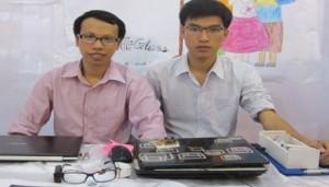Bạn trẻ - Cuộc sống - SV sáng chế kính thông minh cho người khuyết tật