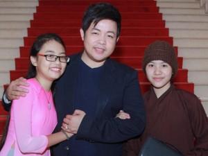 Ca nhạc - MTV - Quang Lê muốn Huyền Trân đội tóc giả đi hát