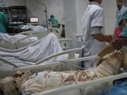 Tin tức trong ngày - Lao vào nhà cháy cứu con, mẹ nguy kịch vì bỏng 80%