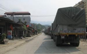 Thị trường - Tiêu dùng - Gạo xuất khẩu ùn ứ tại cửa khẩu
