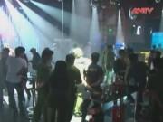 Video An ninh - Đột kích hàng loạt vũ trường, quán karaoke ở Quảng Ngãi