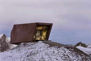 Du lịch - Độc, lạ bảo tàng như lô cốt tọa lạc giữa đèo hoang vắng