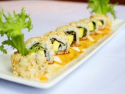 5 món sushi siêu hấp dẫn từ quả bơ