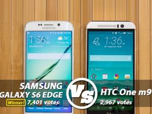 Thời trang Hi-tech - Galaxy S6 Edge được lòng người dùng hơn HTC One M9