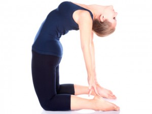 8 bài tập yoga giúp dáng thon, mái tóc chắc khỏe
