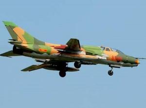 Tin tức Việt Nam - Su-22 rơi ở Bình Thuận: Hai máy bay còn hạn sử dụng