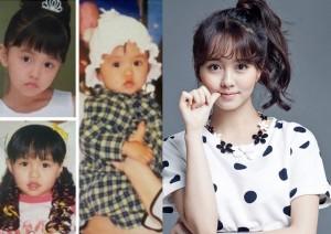 """Ngôi sao điện ảnh - """"Tiểu Son Ye Jin"""" không học cấp 3 để đi đóng phim"""