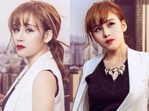 """8X + 9X - Hot girl Huyền Anh """"đổi gió"""" với phong cách kín đáo"""
