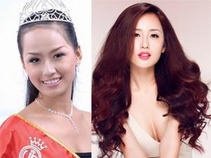 Thời trang - 5 Hoa hậu Việt đẹp bất ngờ sau khi giành vương miện