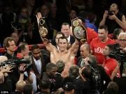 Thể thao - Vẫn vô đối, Klitschko có kẻ thách thức tiếp
