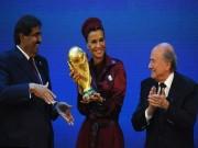 """Bóng đá - Tin HOT tối 26/4: Qatar """"bạo chi"""" mua quyền đăng cai World Cup 2022"""