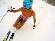 Các môn thể thao khác - Phụ nữ mê thể thao: Anh hùng đâu cứ phải mày râu