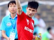Bóng đá Việt Nam - Công Vinh khát khao đá chính