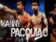 Thể thao - Pacquiao: Tay đấm đa tài, con người nghị lực