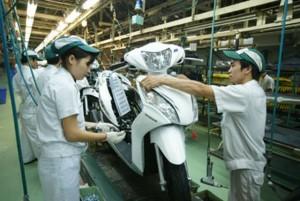 Tài chính - Bất động sản - Honda Việt Nam bị truy thu thuế hàng trăm tỷ