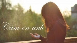 Bạn trẻ - Cuộc sống - Thơ tình: Cám ơn anh
