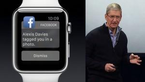 Công nghệ thông tin - Ứng dụng Facebook vẫn biệt tăm trên Apple Watch