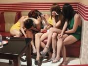 An ninh Xã hội - Giải cứu hai cô gái bị ép vào nhà hàng karaoke tiếp khách