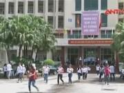 Video An ninh - Công bố các ngành được xét tuyển thẳng vào Đại học