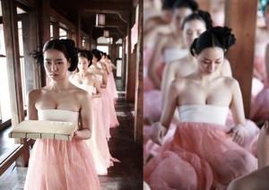 """Phim - Khán giả """"tức mắt"""" vì cảnh nhạy cảm trong phim Hàn"""