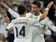 Ngôi sao bóng đá - Liên tiếp lập đại công, Real phải giữ Chicharito