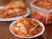 Ẩm thực - Tự làm kimchi Hàn Quốc ngon đúng vị
