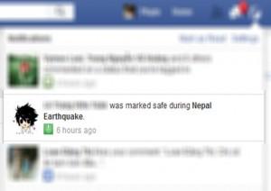 Sản phẩm mới - Google và Facebook tham gia tìm kiếm nạn nhân động đất ở Nepal