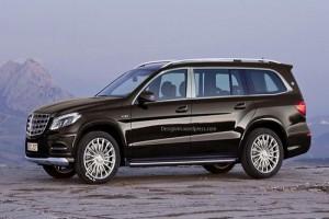 Xe xịn - Mercedes-Benz sẽ phát triển xe siêu sang SUV Maybach