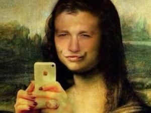 Tin vịt về các nàng Mona Lisa trong nhà