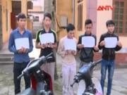 Bản tin 113 - Hà Tĩnh: Tóm gọn 5 kẻ chuyên dùng mã tấu đi cướp đường