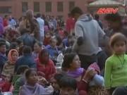 An ninh thế giới - Động đất ở Nepal: Hơn 3.200 người đã thiệt mạng