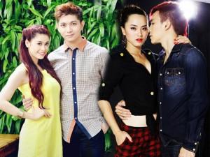 Ca nhạc - MTV - Những cặp đôi sao Việt tái hợp sau ồn ào đổ vỡ