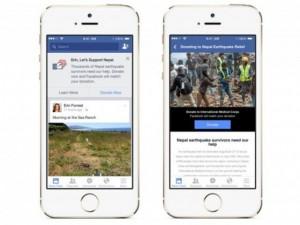 Phần mềm ngoại - Facebook kêu gọi tài trợ cứu nạn động đất ở Nepal, mục tiêu 2 triệu USD