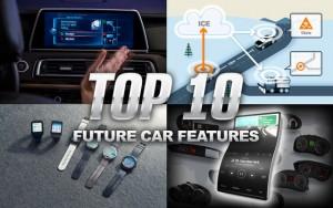 Tư vấn - Top 10 công nghệ đáng chú ý cho ôtô trong tương lai