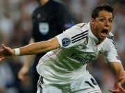 Bóng đá Pháp - Tin HOT tối 28/4: Ancelotti chần chừ giữ Chicharito