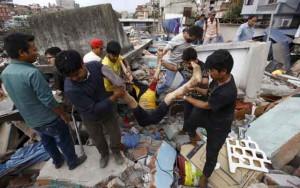 Người Nepal phẫn nộ vì chính phủ ứng cứu chậm chạp